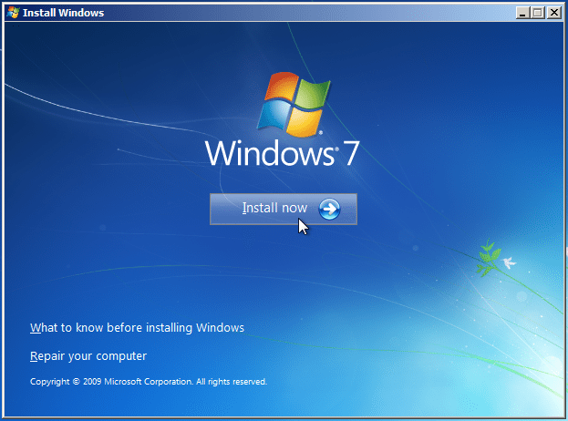Εγκατάσταση Windows 7 για Αρχάριους - Οδηγός Format 06