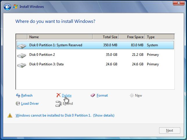 Εγκατάσταση Windows 7 για Αρχάριους - Οδηγός Format 18