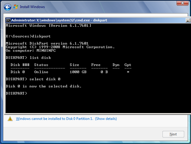 Εγκατάσταση Windows 7 για Αρχάριους - Οδηγός Format 29