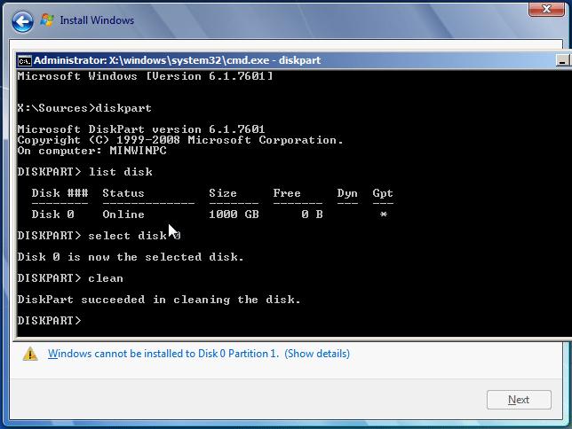 Εγκατάσταση Windows 7 για Αρχάριους - Οδηγός Format 30