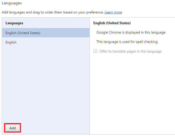 Ορθογραφικός Έλεγχος στα Ελληνικά σε Chrome - Firefox 03