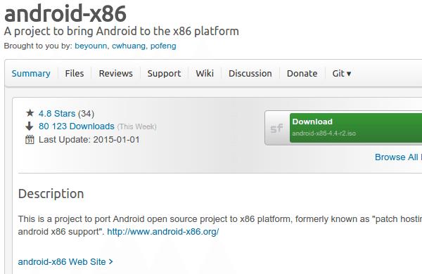 Εγκατάσταση Android σε PC με το Android-x86 59