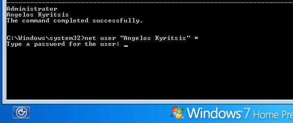 Πώς Σπάω τον Κωδικό Διαχειριστή σε όλα τα Windows 7 Windows 8.1 Windows 10 29