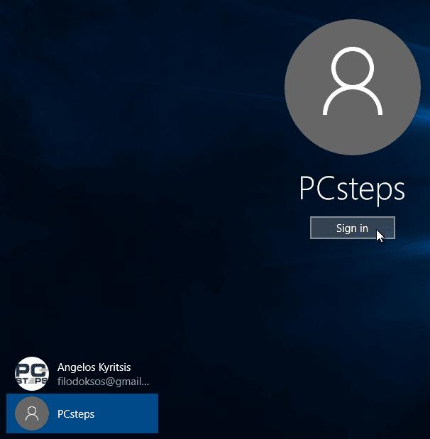 Πώς Σπάω τον Κωδικό Διαχειριστή σε όλα τα Windows 7 Windows 8.1 Windows 10 31
