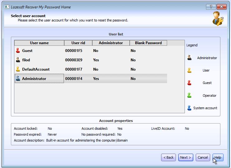 Πώς Σπάω τον Κωδικό Διαχειριστή σε όλα τα Windows 7 Windows 8.1 Windows 10 49
