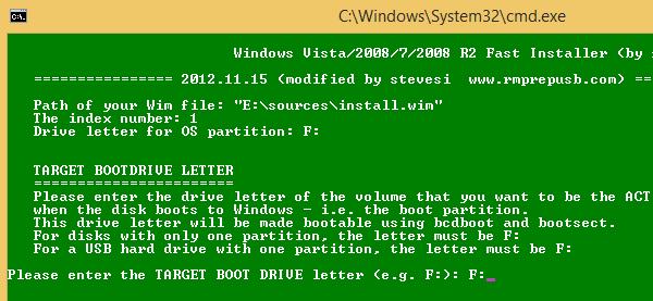 windows 7 σε εξωτερικό δίσκο 15