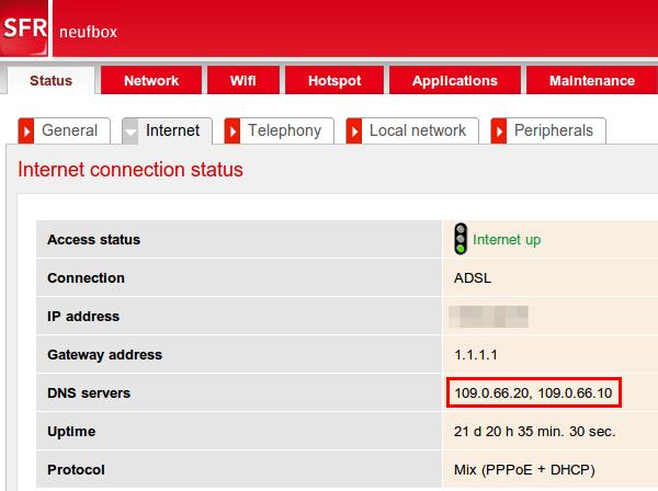 ταχύτερο internet dns server 12