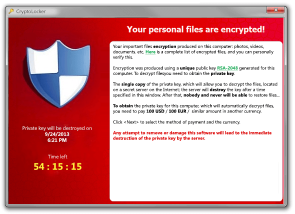 CryptoLocker-Ransomware-demands-300-to-decrypt-your-files
