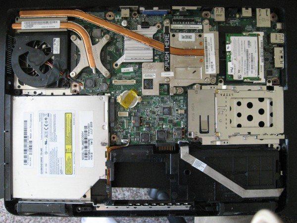 υπερθέρμανση laptop 1