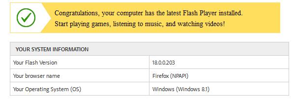 Αναβάθμιση Flash Player - Πώς να την Κάνω με Ασφάλεια Ιούλιος 2015 00b