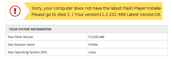 Αναβάθμιση Flash Player - Πώς να την Κάνω με Ασφάλεια Ιούλιος 2015 07a