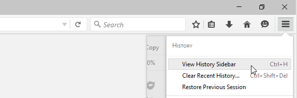 Διαγραφή Ιστορικού σε Όλους τους Browsers Chrome Firefox Microsoft Edge Internet Explorer Opera 06