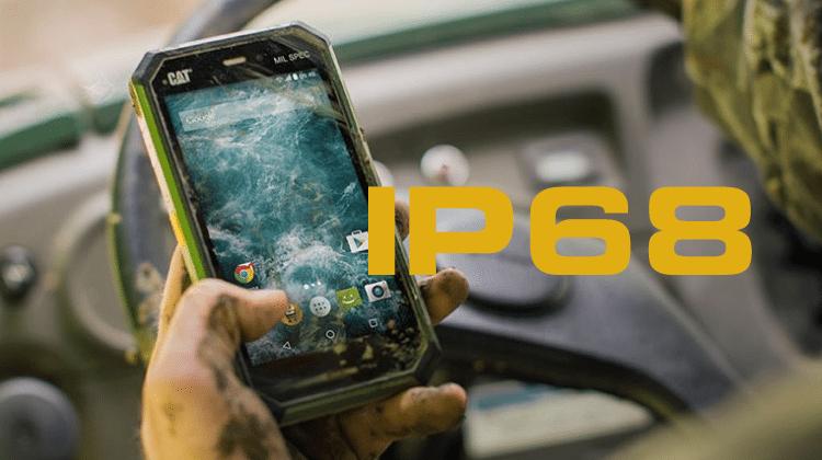 Τι Σημαίνει το IP68 Και Οι Άλλες Βαθμίδες σε Αδιάβροχο Κινητό
