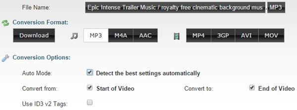 κατέβασμα τραγουδιών από YouTube σε Mp3 (320Kbps) 11
