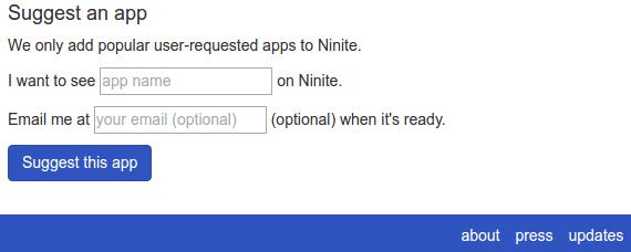 Αυτόματη Εγκατάσταση Προγραμμάτων Αυτόματη Εγκατάσταση Εφαρμογών Δωρεάν με το Ninite 10