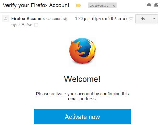 Πώς να κάνω backup και επαναφορά τις Ρυθμίσεις Chrome και Ρυθμίσεις Firefox 15