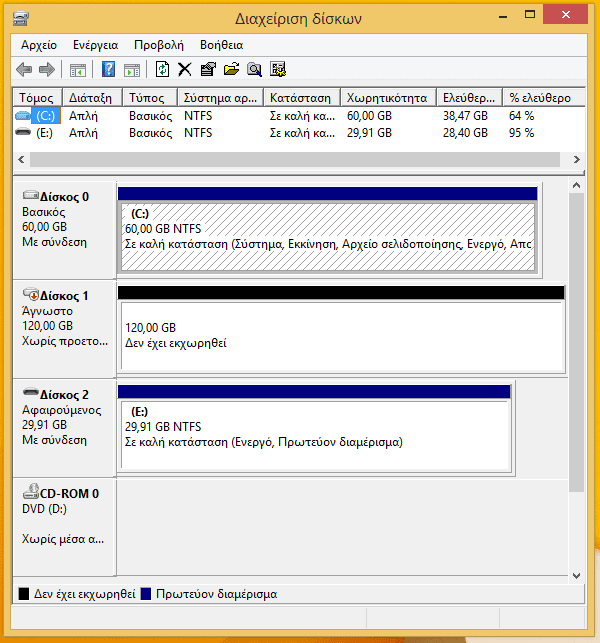 διαχείριση δίσκων στα windows 03