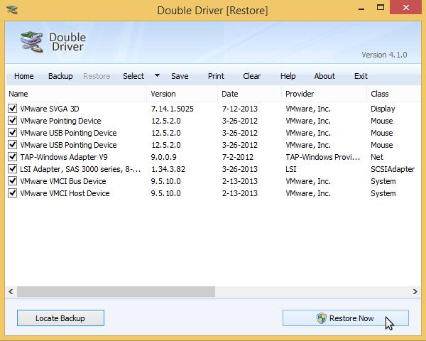 πρόγραμμα για εύρεση drivers 09