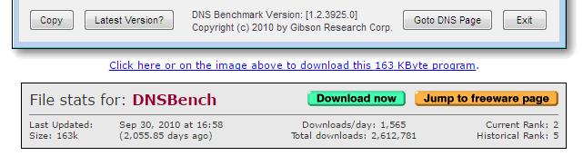 Ταχύτερο Internet Δωρεάν με αλλαγή των DNS Server 01