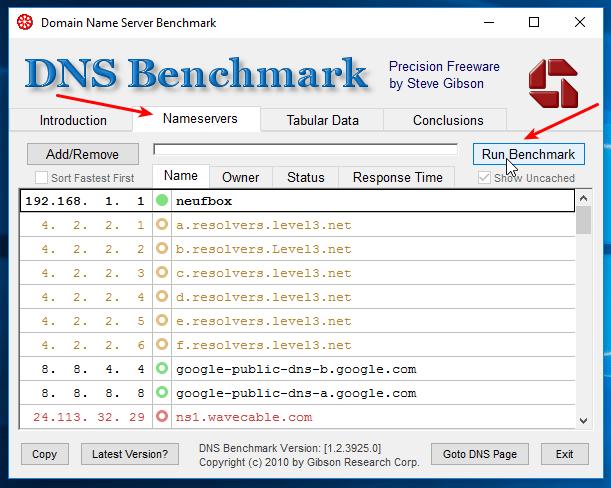 Ταχύτερο Internet Δωρεάν με αλλαγή των DNS Server 02