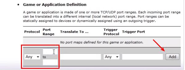 Άνοιγμα Θύρας Port Forwarding στο Router, για Torrent, Παιχνίδια, FTP 05f