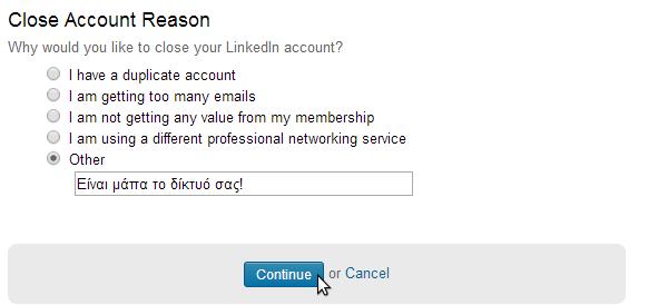 διαγραφή linkedin λογαριασμού οριστικά 04