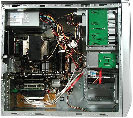 ψύξη Υπολογιστή - όλες οι μέθοδοι και τα μυστικά τους - ψύξη υπολογιστή με αέρα - με νερό - με λάδι - με άζωτο 06
