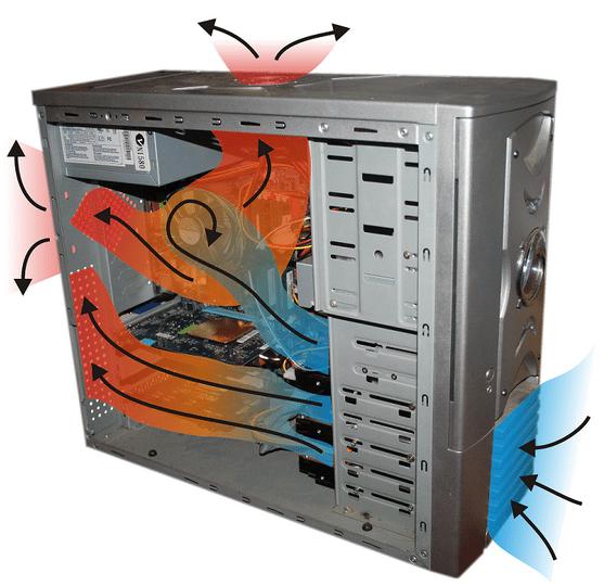 ψύξη Υπολογιστή - όλες οι μέθοδοι και τα μυστικά τους - ψύξη υπολογιστή με αέρα - με νερό - με λάδι - με άζωτο 07