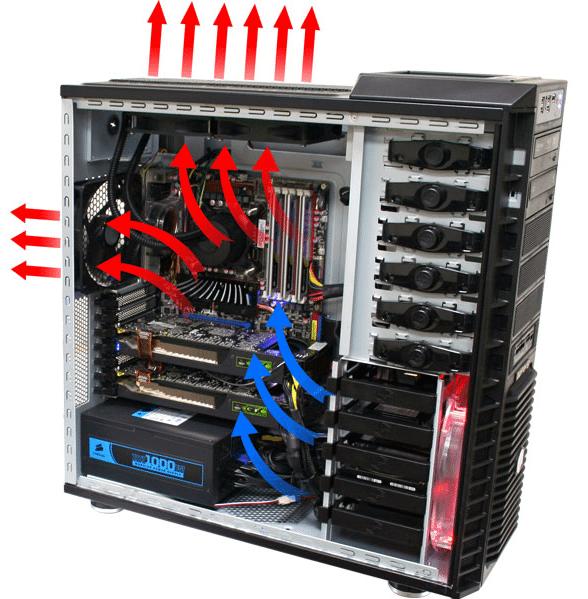 ψύξη Υπολογιστή - όλες οι μέθοδοι και τα μυστικά τους - ψύξη υπολογιστή με αέρα - με νερό - με λάδι - με άζωτο 13