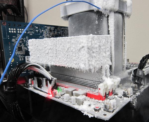 ψύξη Υπολογιστή - όλες οι μέθοδοι και τα μυστικά τους - ψύξη υπολογιστή με αέρα - με νερό - με λάδι - με άζωτο 26
