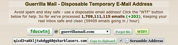 αποστολή email ανώνυμα - οι καλύτερες δωρεάν υπηρεσίες 02