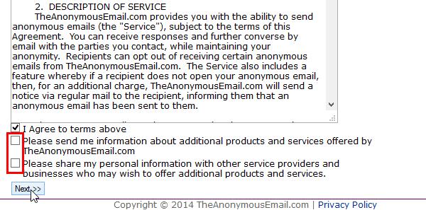 αποστολή email ανώνυμα - οι καλύτερες δωρεάν υπηρεσίες 06