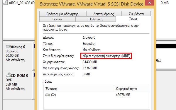 εγκατάσταση arch linux για προχωρημένους 12a