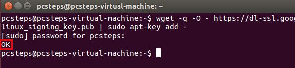 εγκατάσταση google chrome chromium ubuntu lubuntu 05