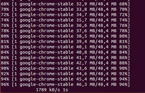εγκατάσταση google chrome chromium ubuntu lubuntu 08
