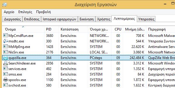 ο πιο ελαφρύς browser για windows και linux 18