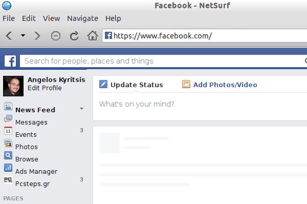 ο πιο ελαφρύς browser για windows και linux 37