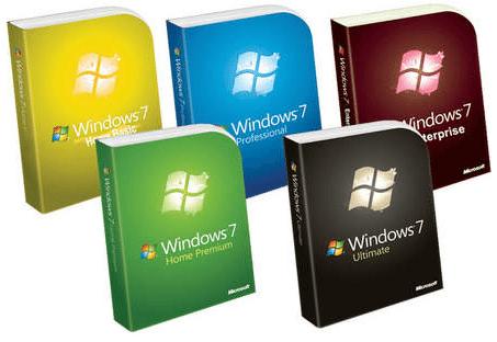 τι διαφορές έχουν οι εκδόσεις windows 7