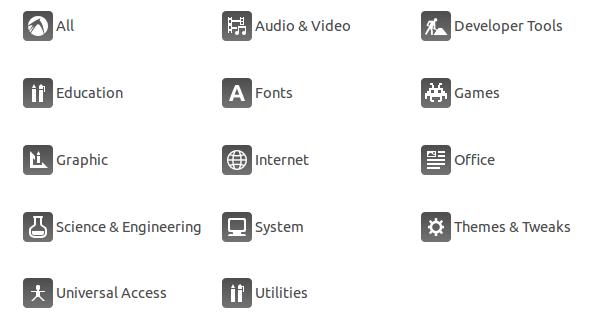 εγκατάσταση προγραμμάτων ρυθμίσεις lubuntu linux 13α