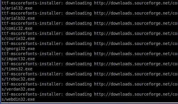 εγκατάσταση προγραμμάτων ρυθμίσεις lubuntu linux 23