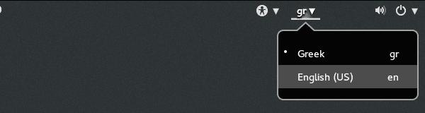 εγκατάσταση fedora linux 25