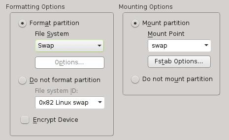 εγκατάσταση opensuse linux 11o