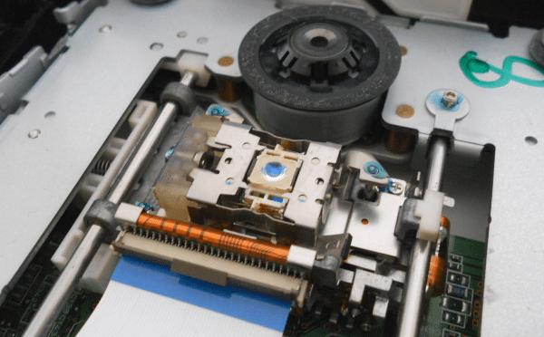 καθαρισμός dvd drive και floppy χειροκίνητα 10