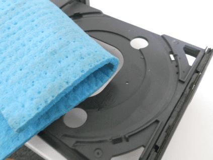 καθαρισμός dvd drive και floppy χειροκίνητα 12