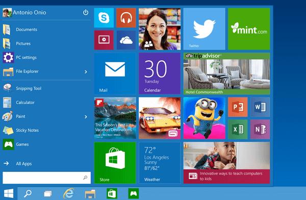 windows 10 - η πρώτη παρουσίαση της microsoft 05