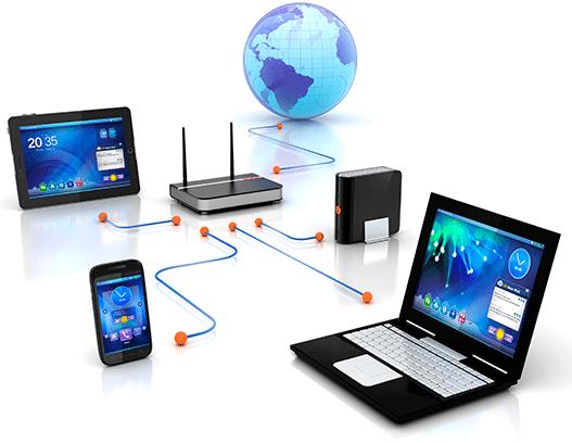 δικτύωση δίκτυο υπολογιστών σε windows και linux