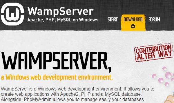 εγκατάσταση wamp δημιουργία site τοπικά στο pc 03