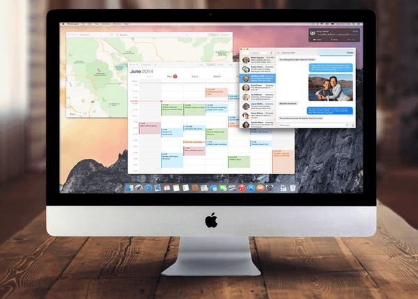 mac theme για windows 7 και 8 - yosemite